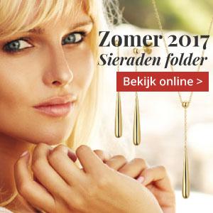 Sieraden folder voorjaar zomer 2017 Wolters Juwelier Coevorden Emmen Hoogeveen Hardenberg