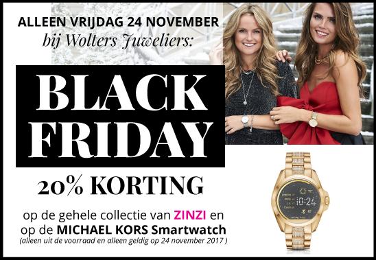 black-friday-2017-lorting Zinzi en Micheal Kors smartwatch bij-wolters-juwleliers-coevorden-emmen
