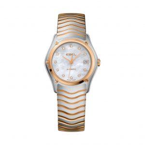1215927 Ebel Classic Lady Automatic Horloge