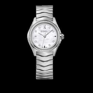 1216194 Ebel Wave Lady Horloge