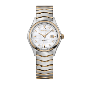 1216199 Ebel Wave Lady Horloge Automatic