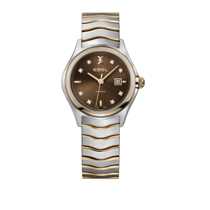 1216265 Ebel Wave Lady Horloge Automatic