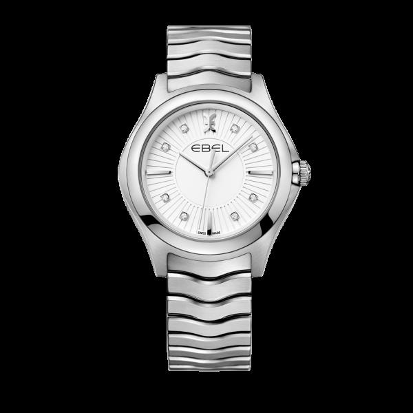 1216302 Ebel Wave Lady Horloge