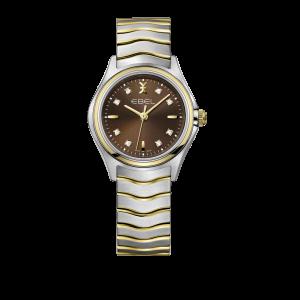 1216318 Ebel Wave Lady Horloge