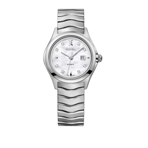 1216327 Ebel Wave Lady Automatic Horloge
