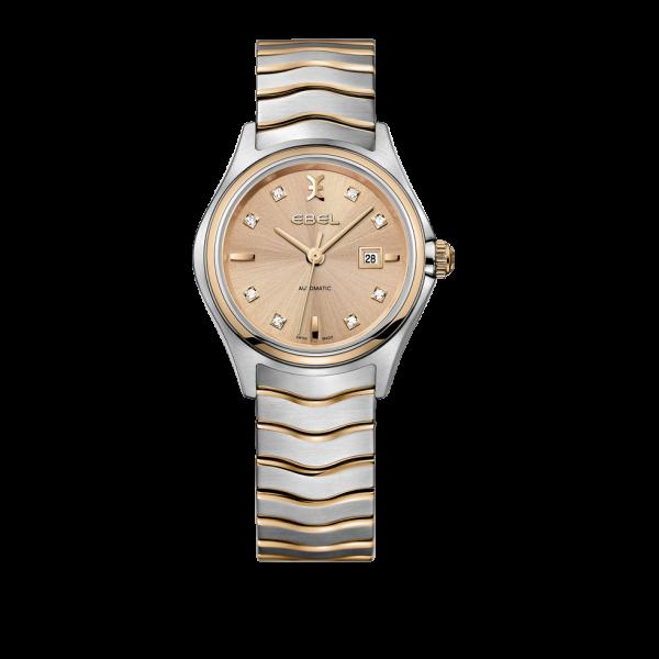 1216328 Ebel Wave Lady Automatic Horloge
