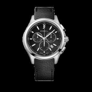 1216343 Ebel Wave Gent Chronograaf Horloge