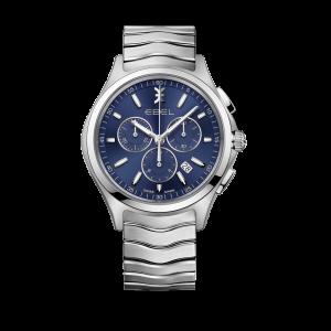 1216344 Ebel Wave Gent Chronograaf Horloge