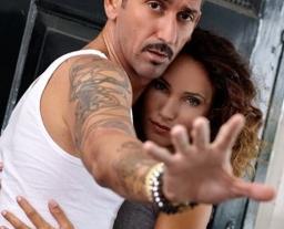 Rebel and Rose Danny Vera en zijn vrouw Escha Tanihatu