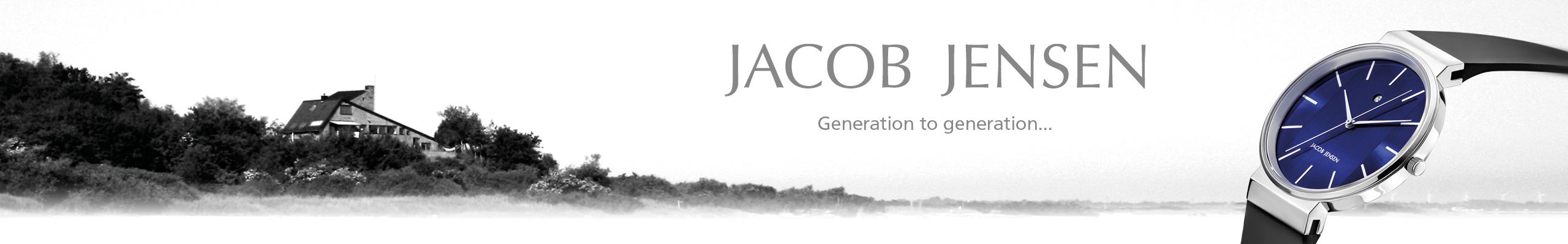 Jacob Jensen horloge kopen bij Wolters Juweliers Coevorden Emmen
