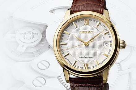 Presage_dames horloge ruime keuze bij Wolters Juweliers