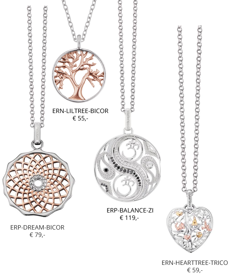 Engelsrufer-hangers Wolters Juweliers Coevorden Emmen