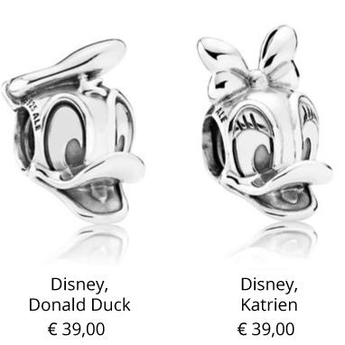 Pandora-Disney-Donald-en-katrien-verkrijgbaar-bij-Woltes-Juweliers-Coevorden-Emmen